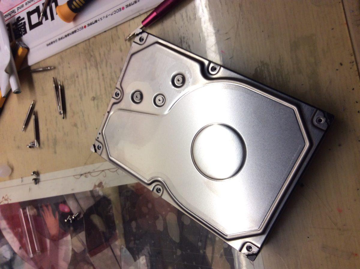 舊/壞硬碟改造成喇叭